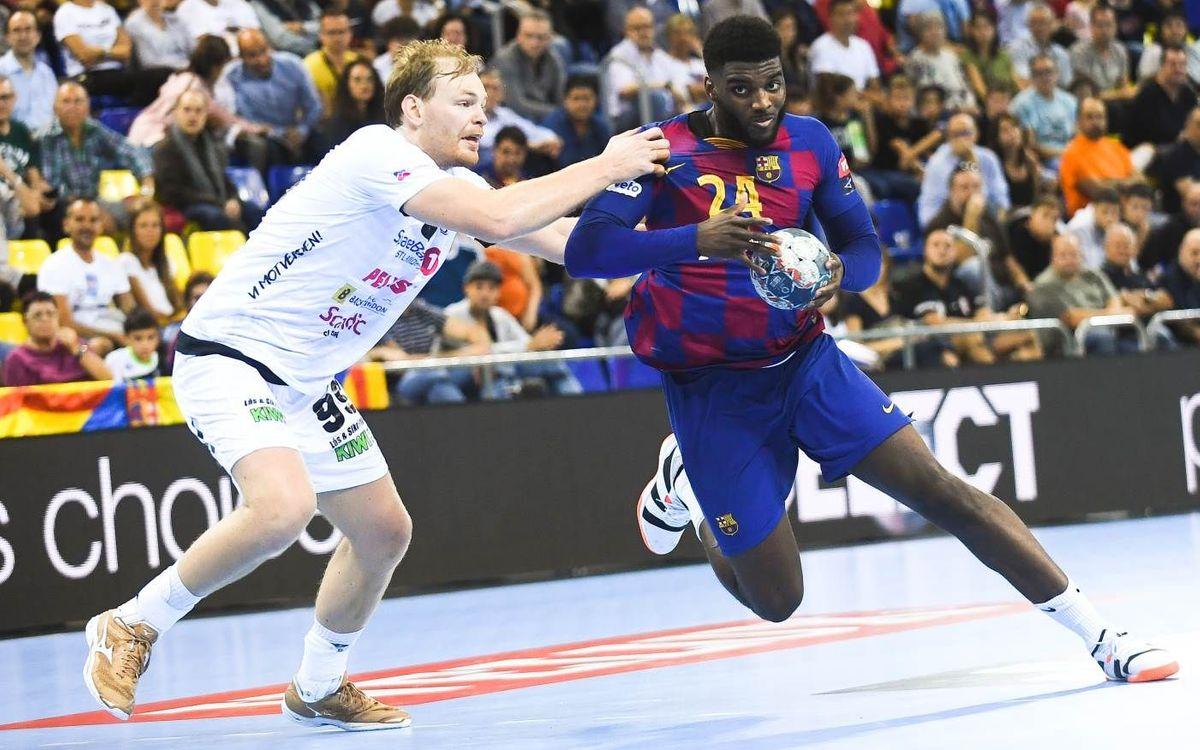 Elverum Handball – Barça: Preparados para regresar a Europa