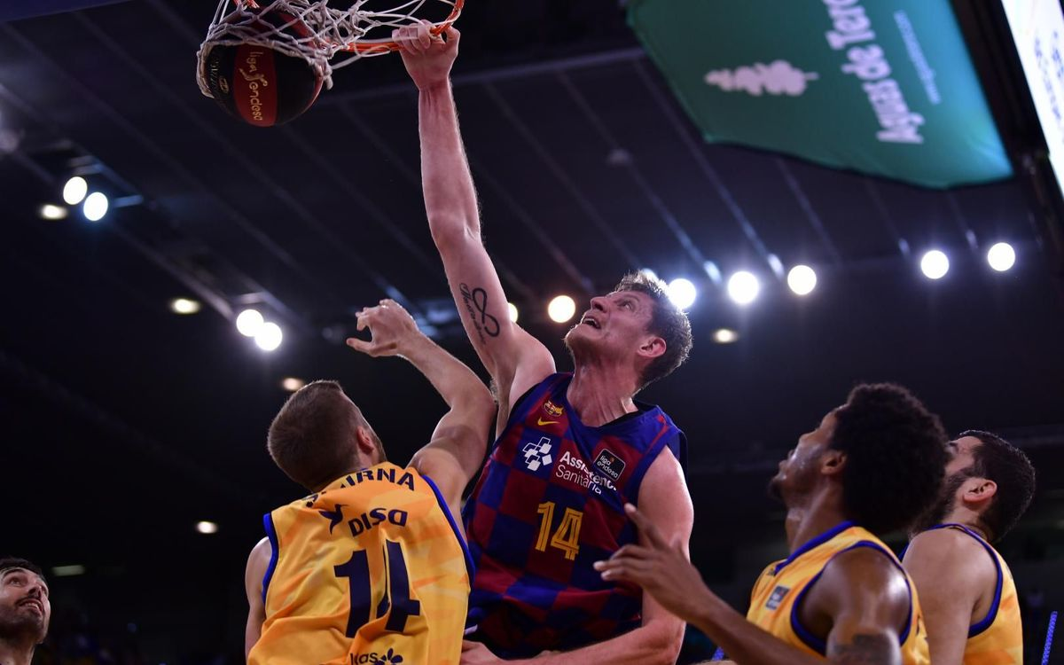 Herbalife Gran Canaria 65-81 Barça: A great end to the week