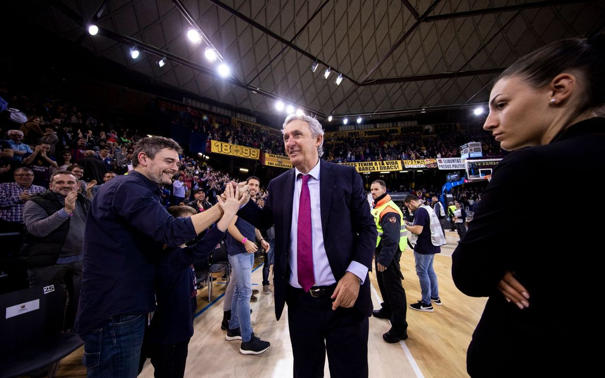 Svetislav Pesic still hopeful of finishing the season
