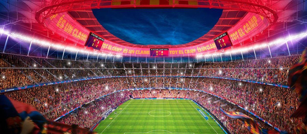 Futuro Camp Nou