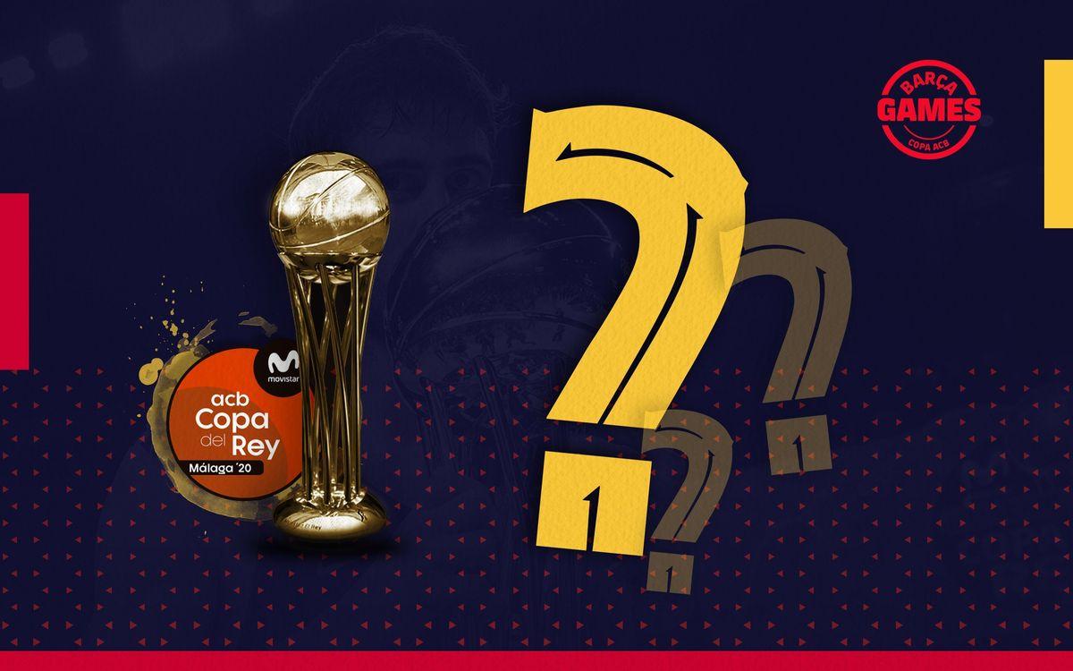 El quiz de la Copa ACB