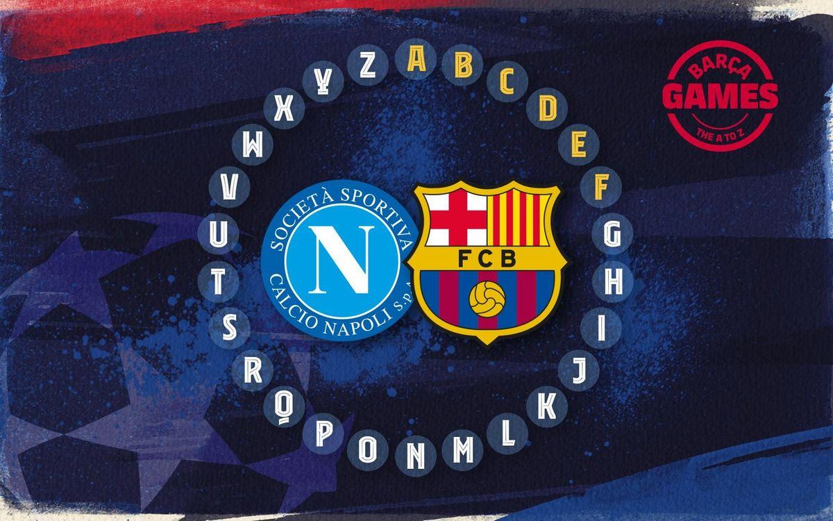 El ABC del Barça - Nápoles