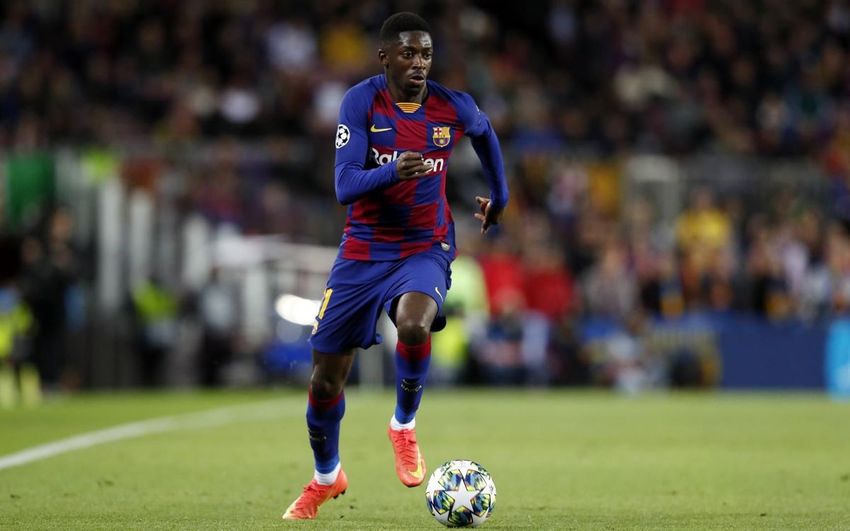 Dembélé to be out for around six months