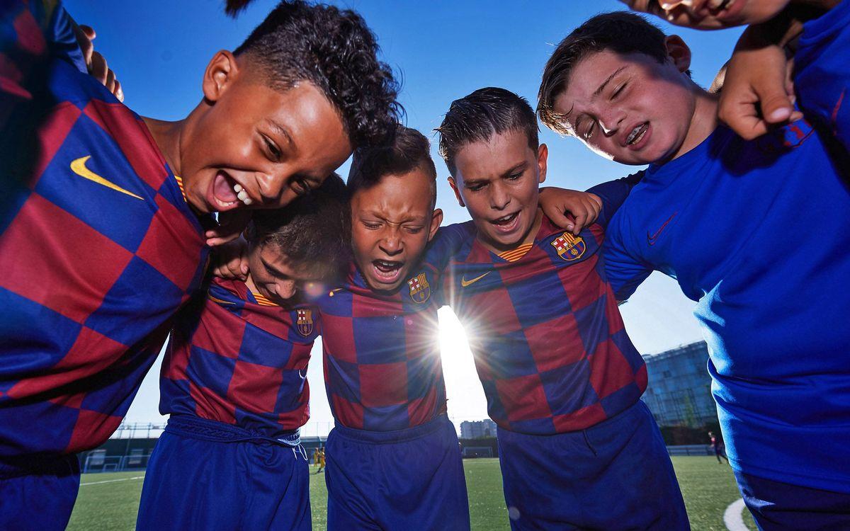 El FC Barcelona aterra novament a Miami amb una Barça Academy PRO