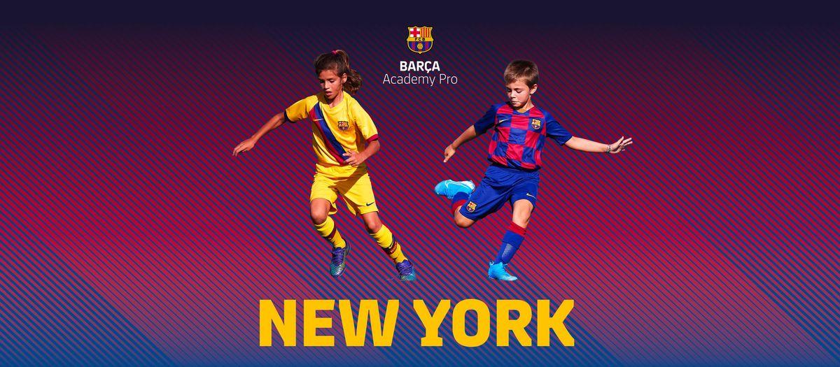 BARÇA ACADEMY PRO NEW YORK