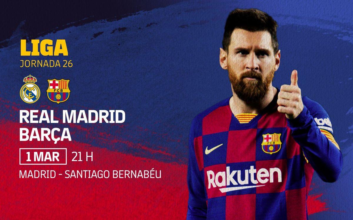 Venta de entradas para el Clásico de Madrid