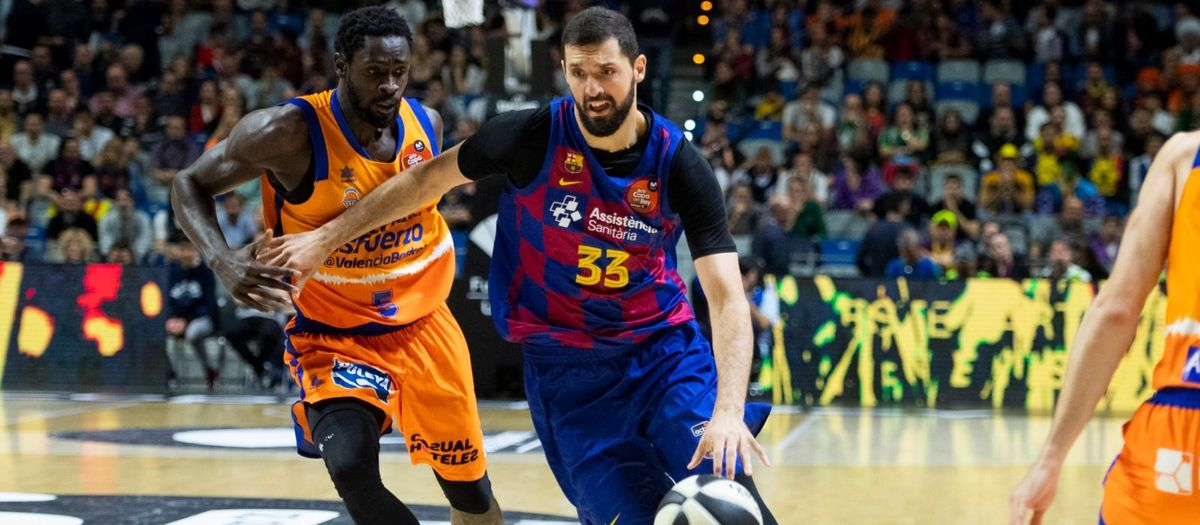 Barça 78-82 Valencia: Early exit from the cup