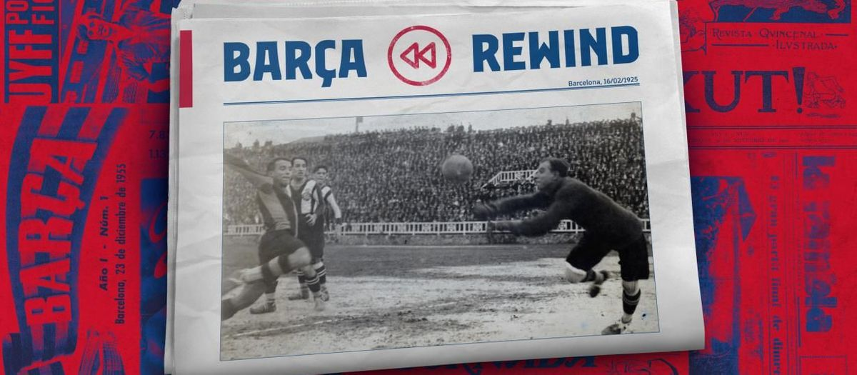 Barça Rewind: Samitier's 5,000 peseta wonder-goal