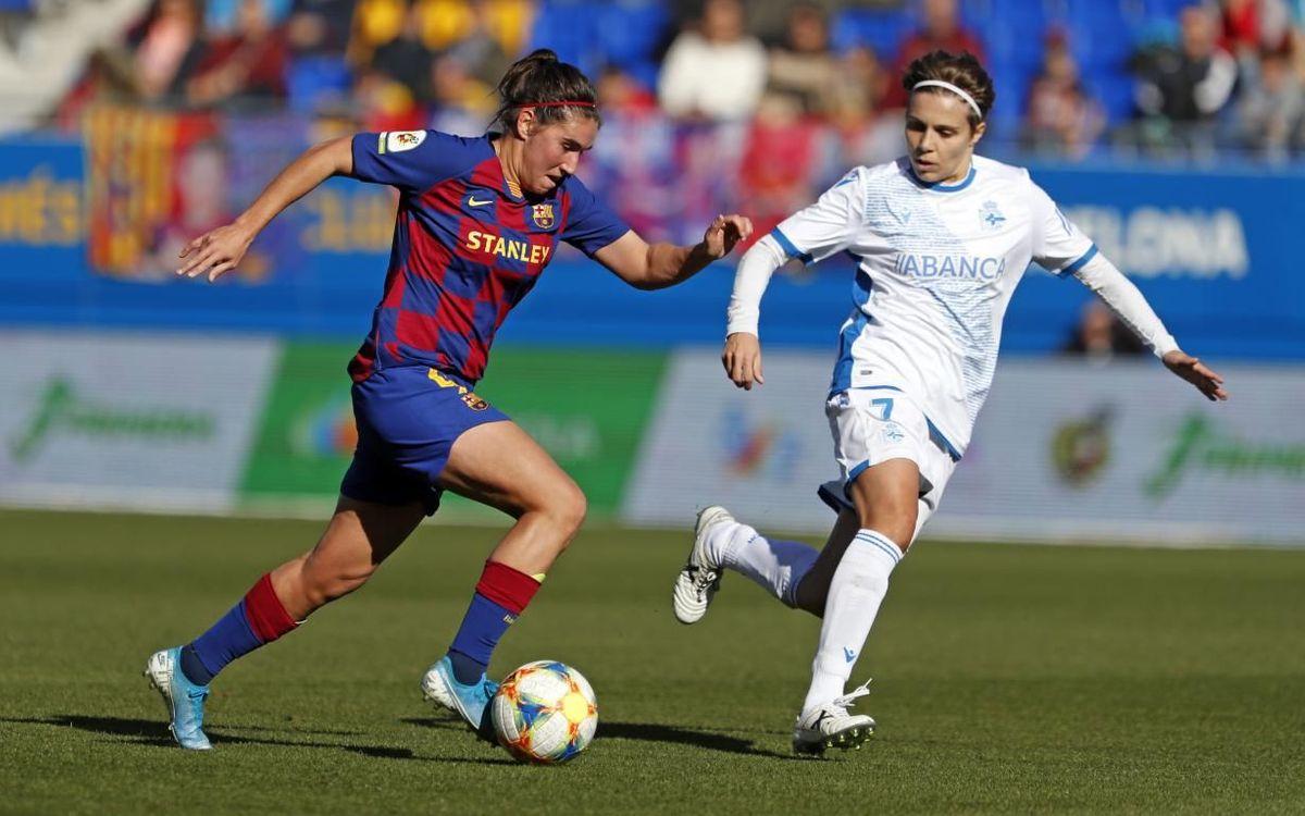 El Deportivo, el rival de quarts de Copa