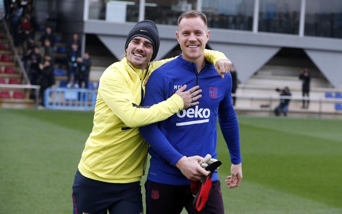 Així serà la setmana del Barça