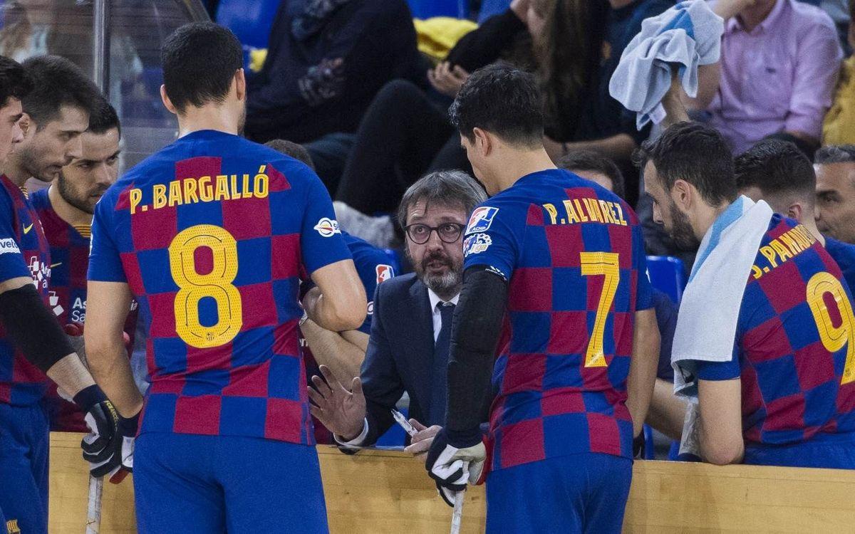 Barça – Sarzana: Una bona ocasió per fer els deures