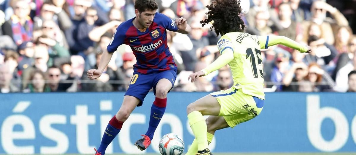 Everything you need to know about Barça v Getafe