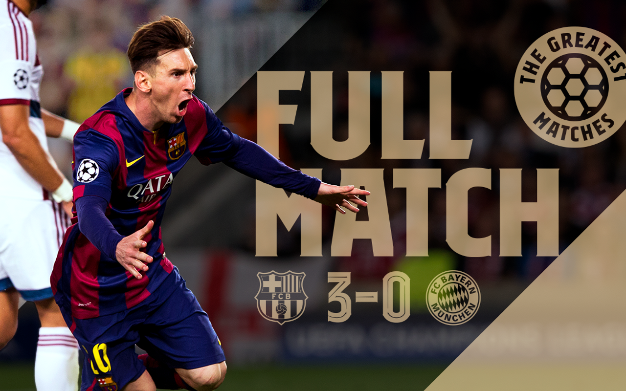 watch barcelona vs bayern munich online free