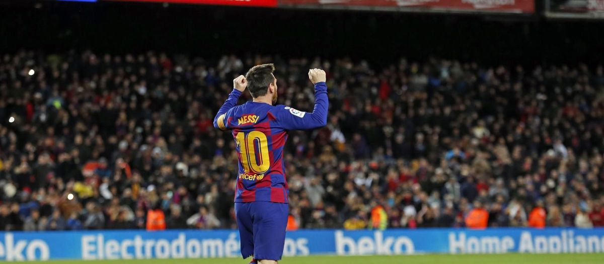 Messi wins the Laureus award for 'Best Sportsman of the Year'