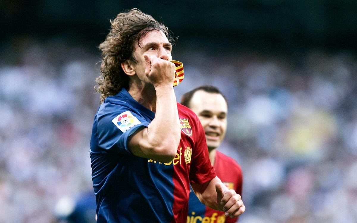Carles Puyol: Un referent blaugrana