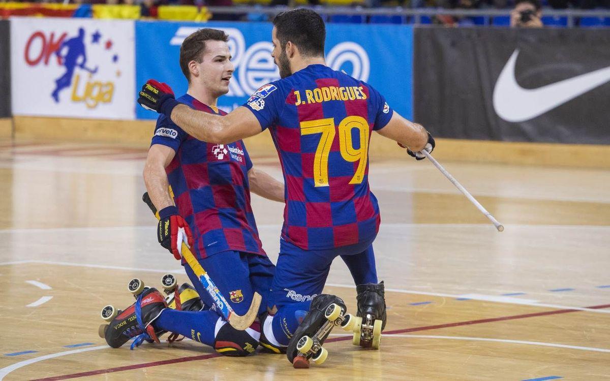 Barça – Palafrugell: Una nueva oportunidad para ofrecer buen juego