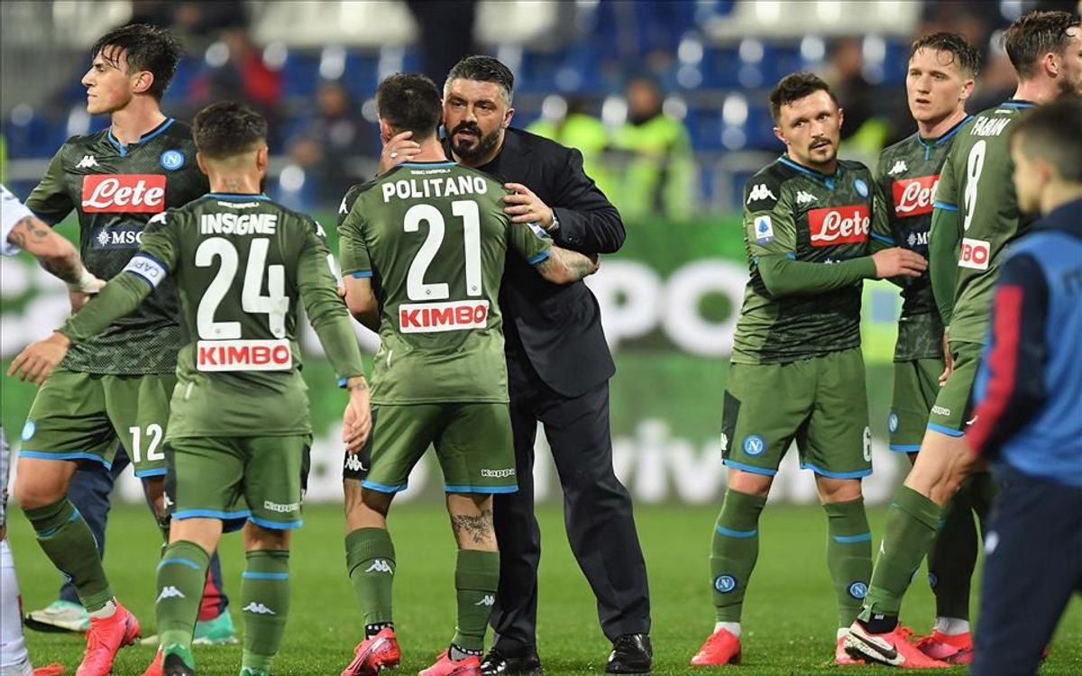 The lowdown on SSC Napoli