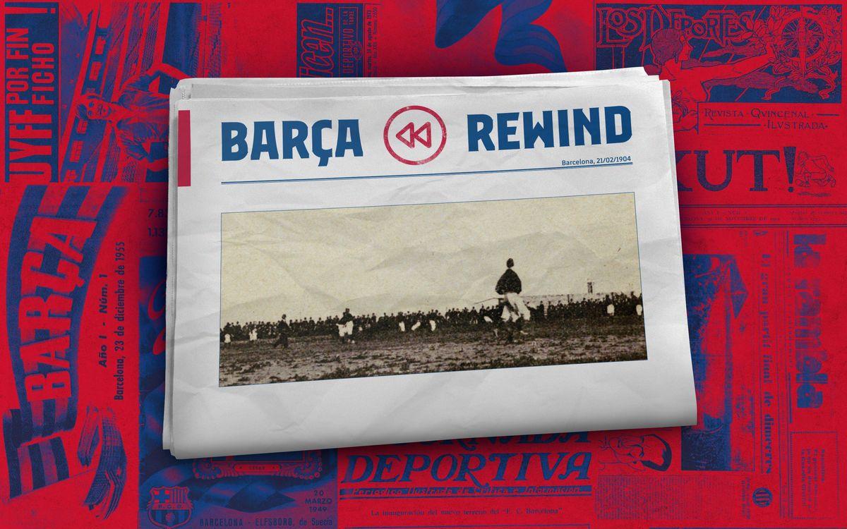 Barça Rewind: A team without balls
