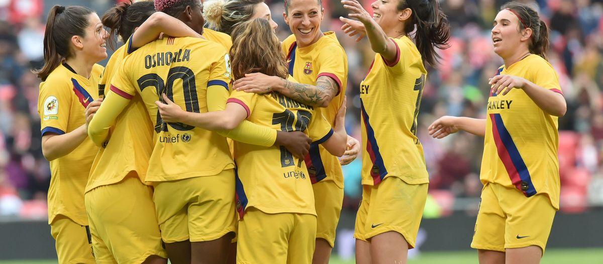 EDF Logroño - Barça Femenino (previa): El primero de tres, en Las Gaunas