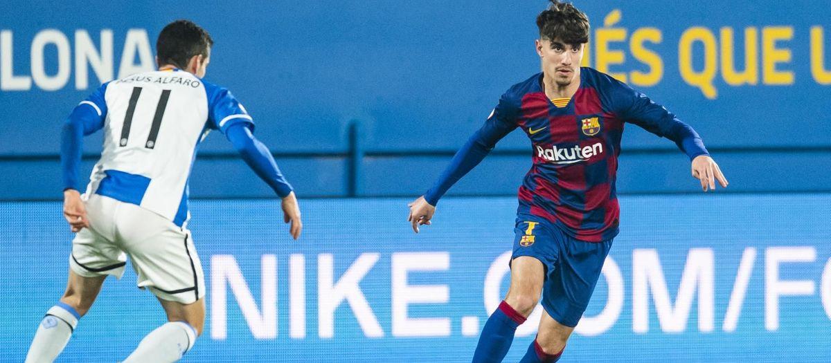Barça B - Hércules: La jerarquía culé no trae el triunfo (0-0)
