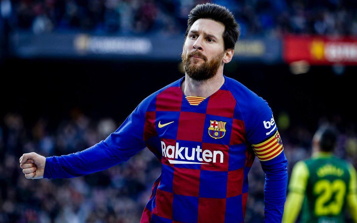 Leo Messi extends lead as top scorer in La Liga