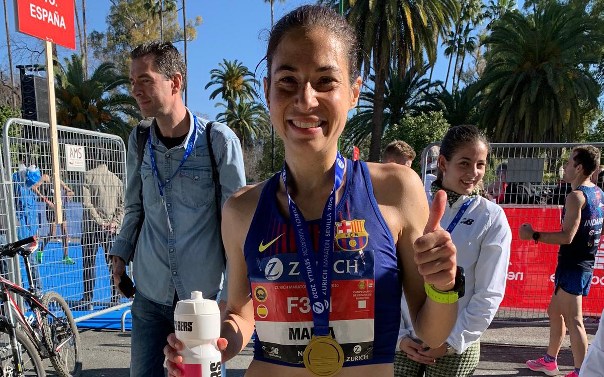 Marta Galimany se impone en Sevilla y ya tiene billete para los Juegos