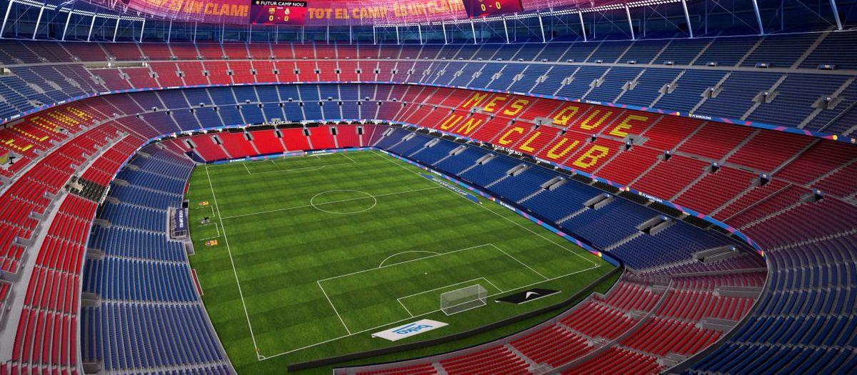 Sostenibilidad: futuro Camp Nou