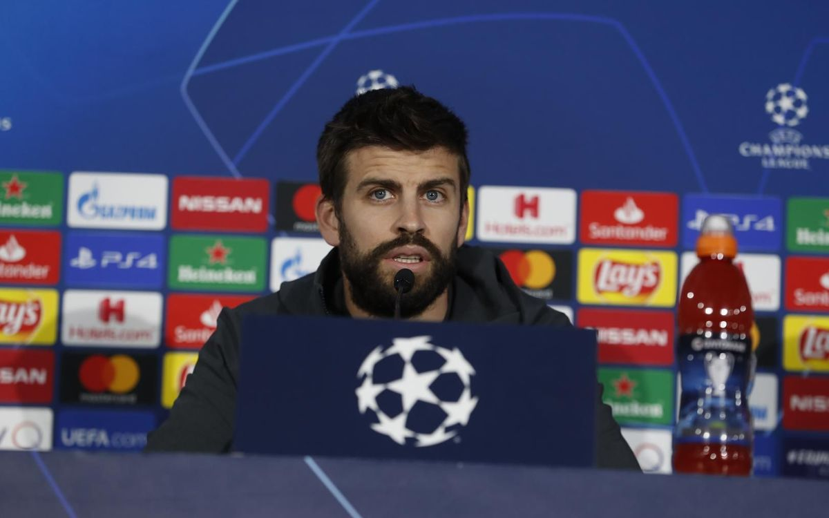 Piqué: 'Napoli play well against the big teams'