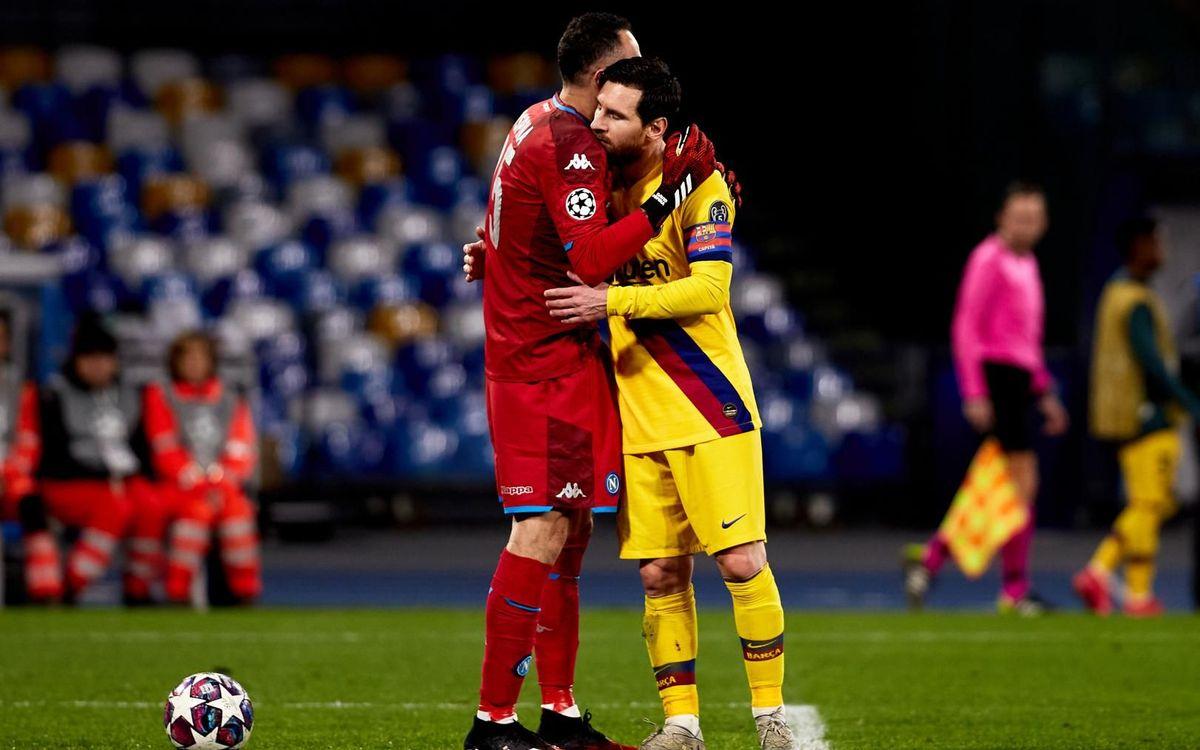Report des finales de la Ligue des Champions