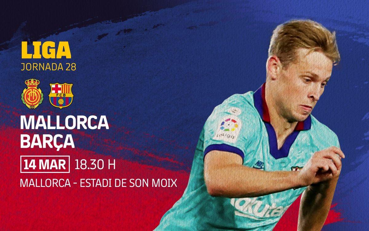 Venta de entradas para el partido de Mallorca