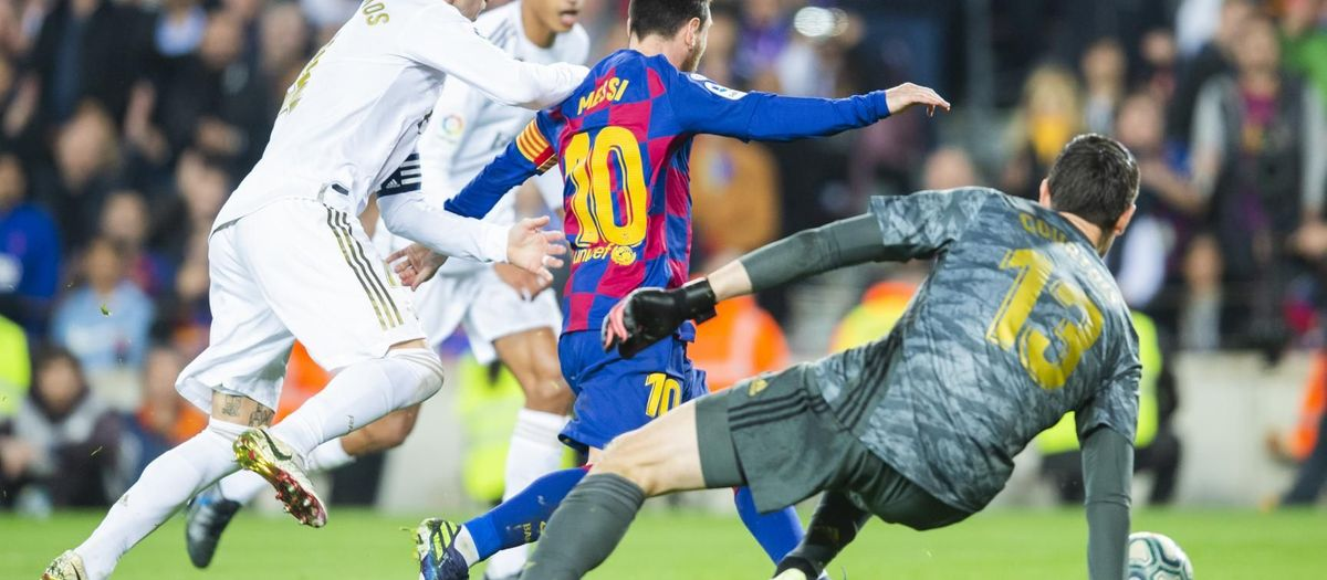 The most even Clásico in recent years