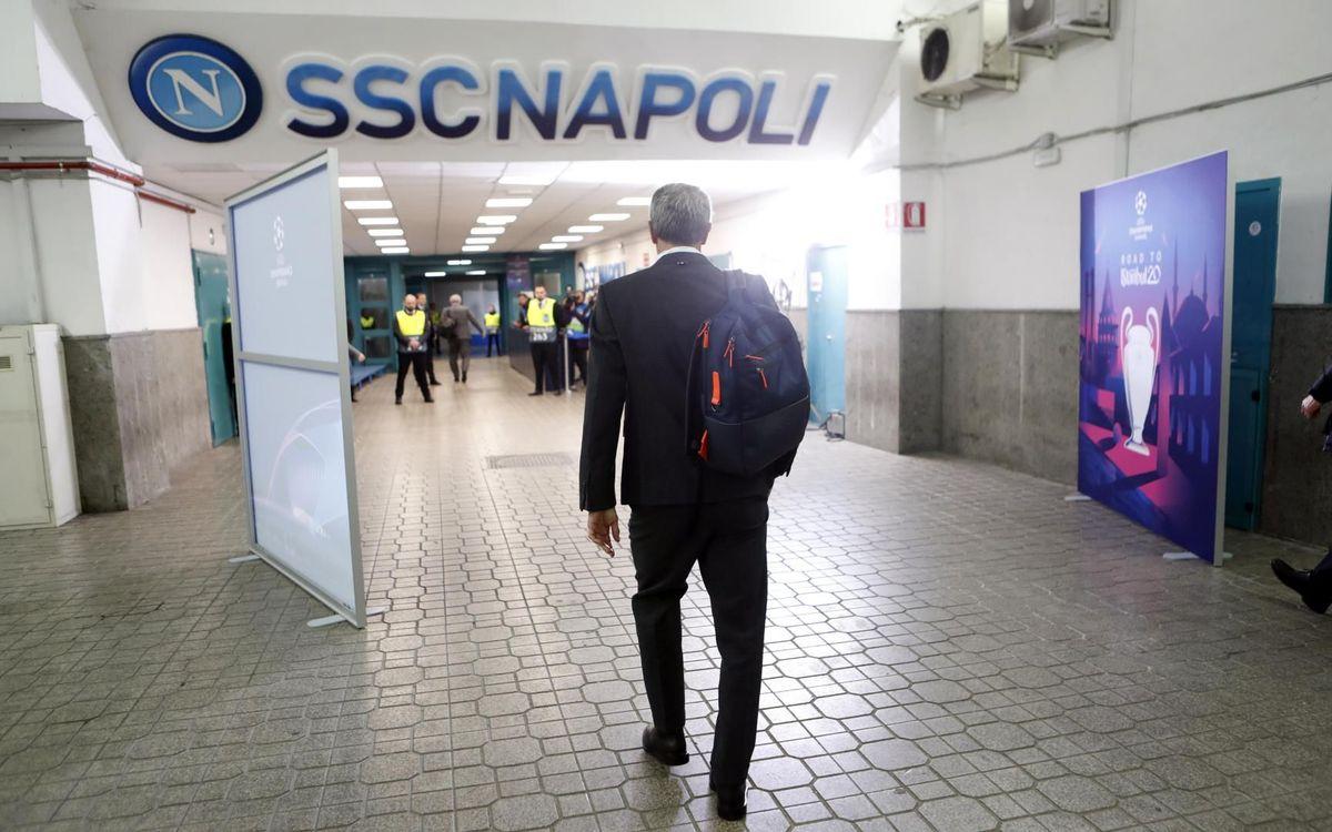 The lowdown on SSC Napoli