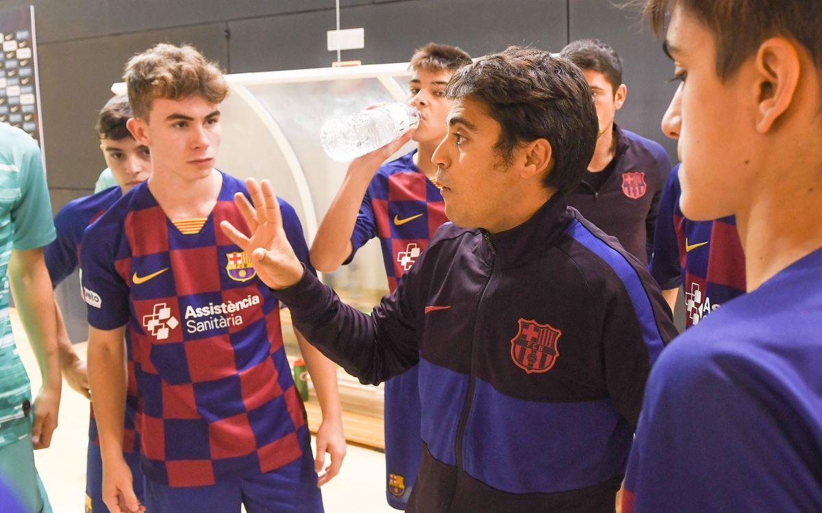 La jornada del Futbol sala formativo