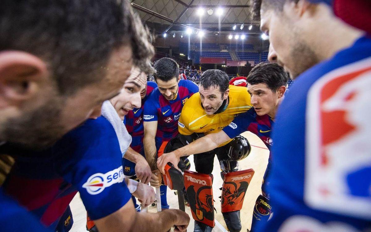 Barça – Lleida Llista: Amb la força del Palau!