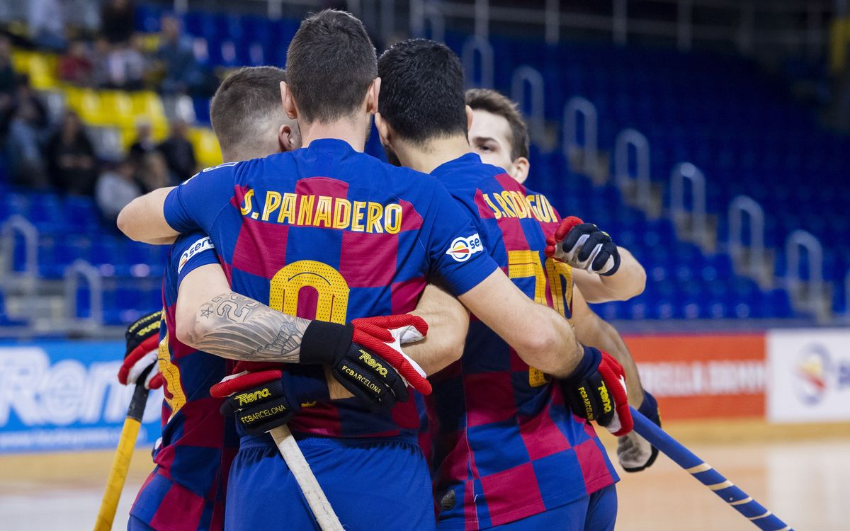 Barça 9-2 Lleida: Powerful performance