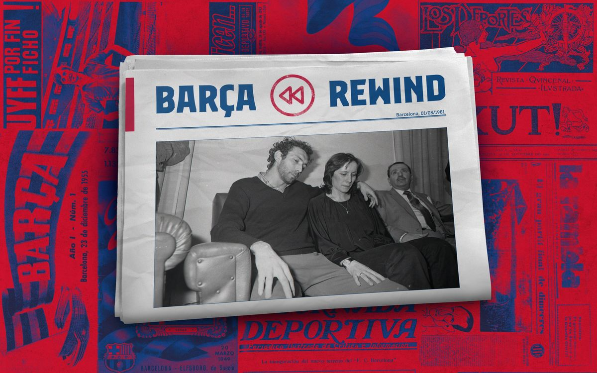 Barça Rewind: Quini's kidnapping