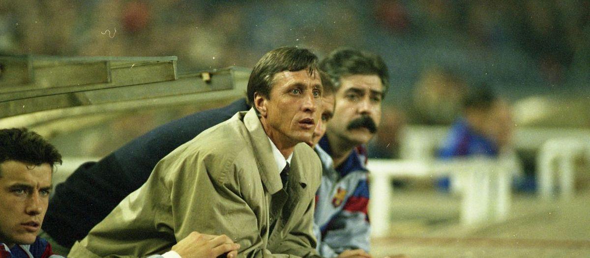 Johan Cruyff, an incomparable legend