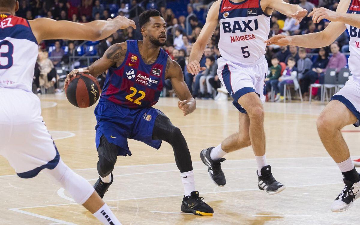 La Lliga Catalana, en el Palau Blaugrana