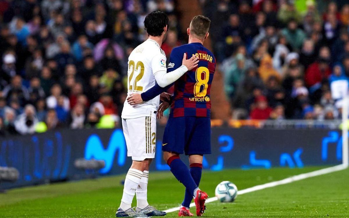 صور مباراة : ريال مدريد - برشلونة 2-0 ( 01-03-2020 )  Mini__P2F9084
