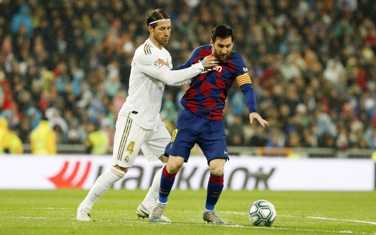 Real Madrid – Barça : Défaite au Santiago Bernabeu (2-0)
