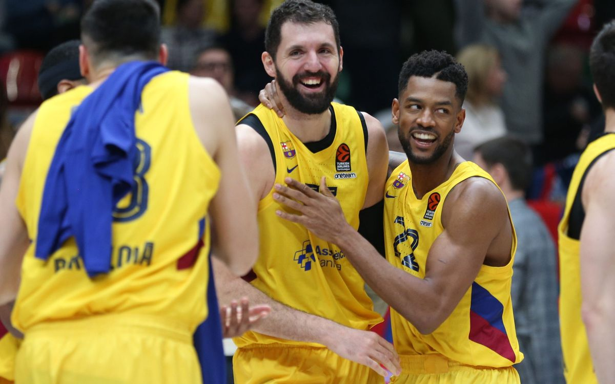 Mirotic named Euroleague MVP for February