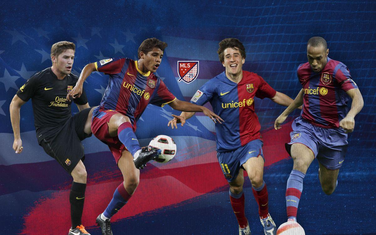 MLS season kicks off with an FC Barcelona flavour