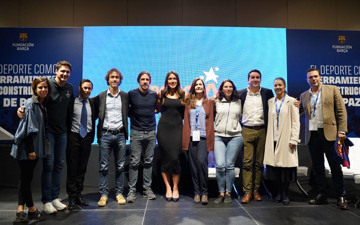 La Fundació Barça transforma diversos territoris de Colòmbia a través de l'esport