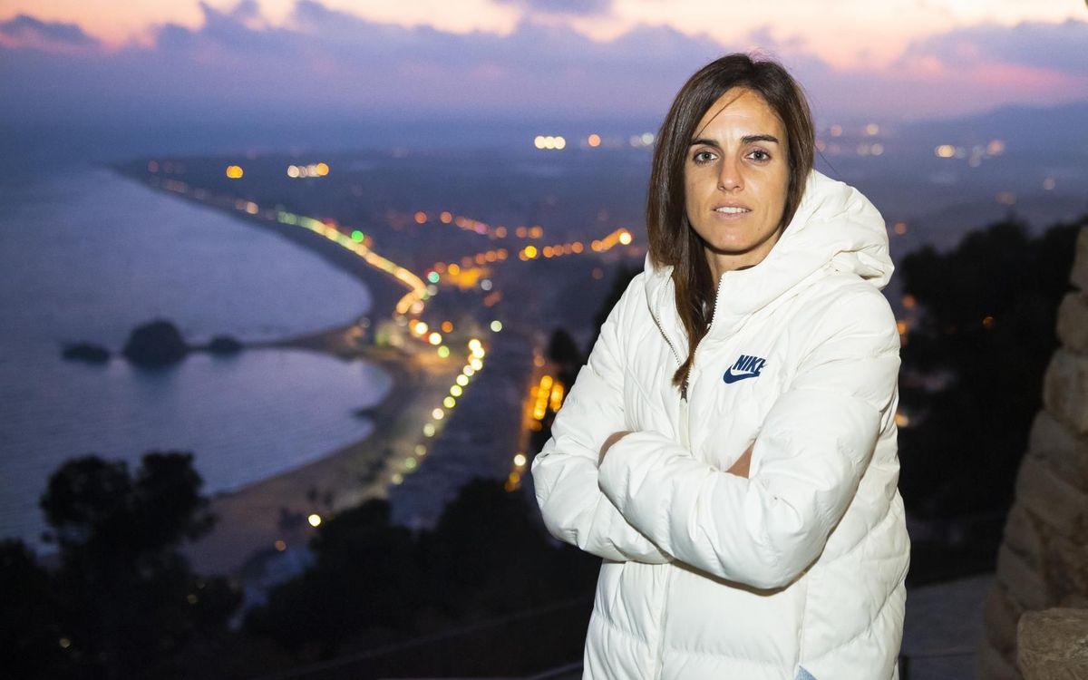 """Melanie Serrano: """"El Barça i jo hem crescut de la mà"""""""