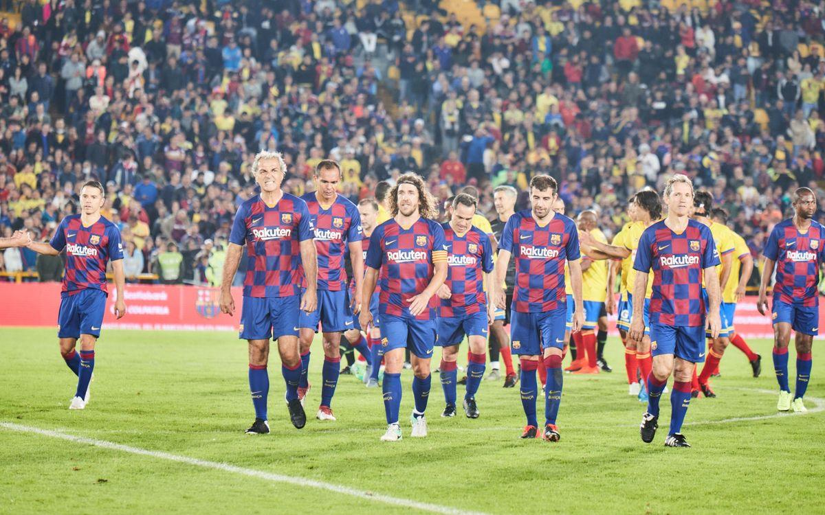 Barça Legends fixture in Liverpool postponed