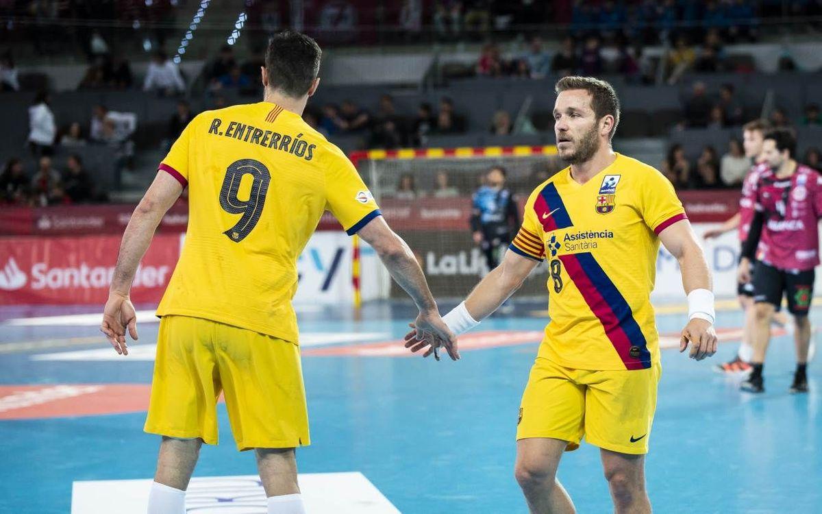 Barça – BM Benidorm: Un últim esforç per al títol