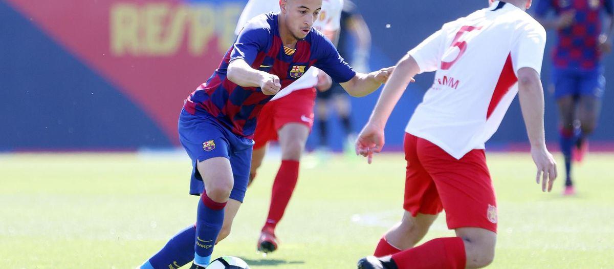 Juvenil A-Damm: Retrobament amb la victòria (4-1)