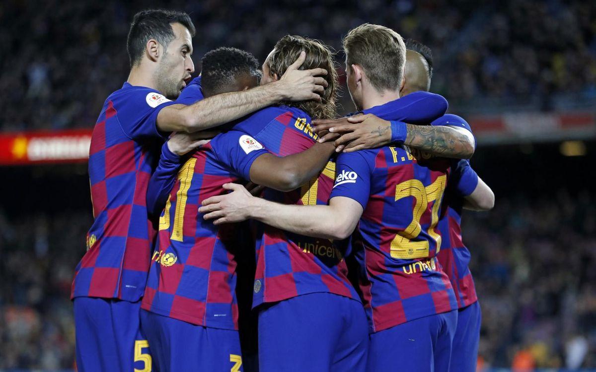 El Barça recupera el liderat