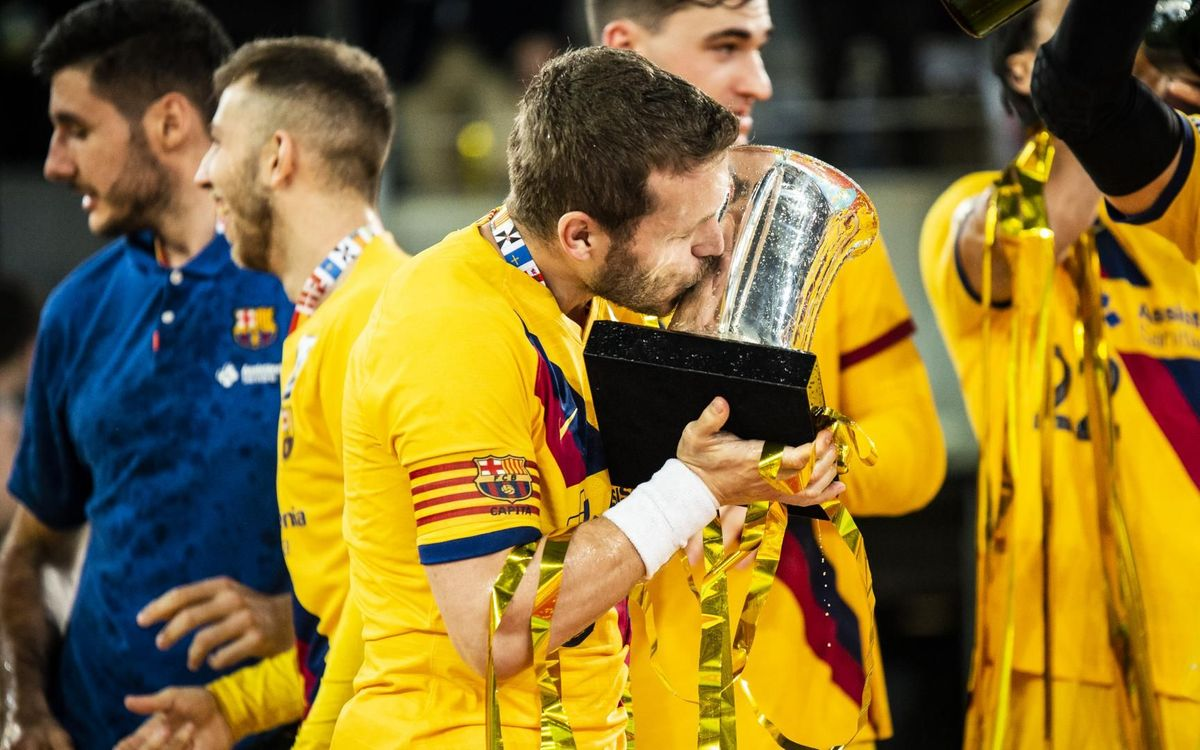 11a Copa del Rei per a Víctor Tomàs