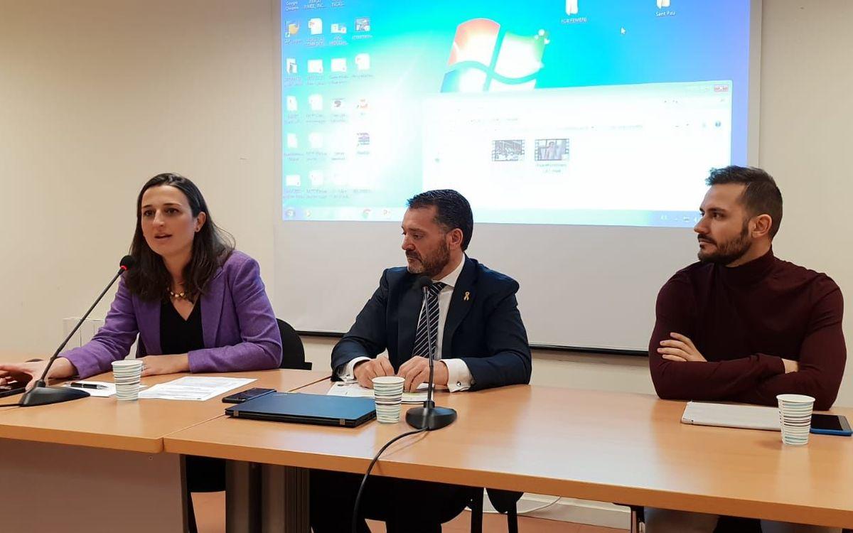 Maria Teixidor participa en una charla de INCASÒL para sensibilizar sobre la igualdad